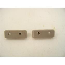 481940449951 WHIRLPOOL n°16 clips de Rail avant pour lave vaisselle