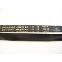 42006395 8 EPH 1228 OPTIBELT courroie pour lave linge
