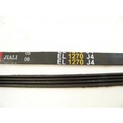 EL 1270 J4 courroie JIALI pour lave linge