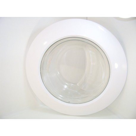BRANDT WFH 1377F n°1 hublot complet pour lave linge
