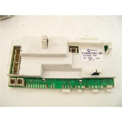INDESIT WIE12 n°45 module de puissance pour lave linge