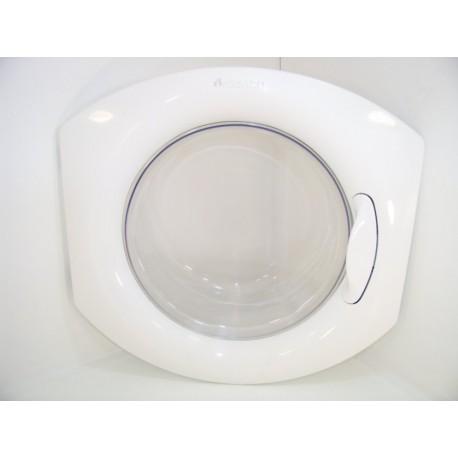 ARISTON AC128L n°7 hublot complet pour lave linge