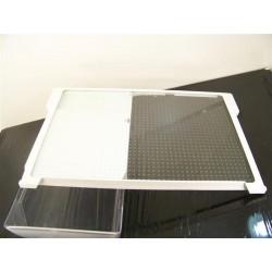 C00081929 ARISTON MBA3818C n°13 étagère avec bac de réfrigérateur