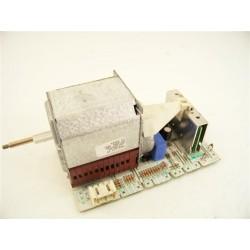 1243080007 ZANUSSI F1202V n°62 Programmateur de lave linge