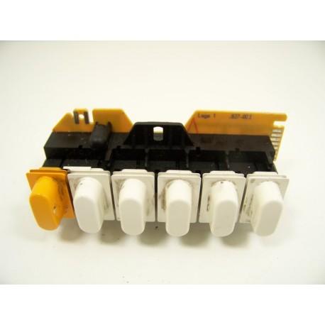 Miele W916 n°6 clavier pour lave linge