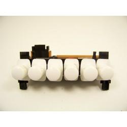 55X5376 THOMSON FA1300 n°12 clavier pour lave linge
