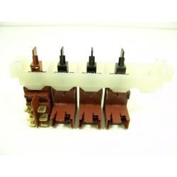 90489683 CANDY CTE85TV n°15 Clavier pour lave linge