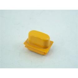 3179341 MIELE n°6 Bouton pression jaune pour lave linge