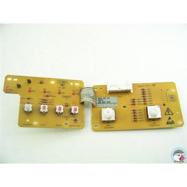 096525 bosch siemens n 176 26 programmateur d occasion pour lave linge