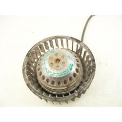 C00042598 ARISTON INDESIT n°9 Motoventilateur pour sèche linge