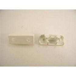 481246278995 WHIRLPOOL n°17 clips de Rail avant pour lave vaisselle