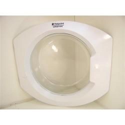 ARISTON TVF751XFR n°40 hublot pour sèche linge