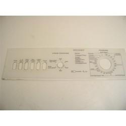 4716250 MIELE W807 n°59 façade de bandeau pour lave linge