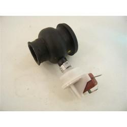 C00094157 INDESIT ARISTON n°5 durite et détecteur haute pression pour lave vaisselle