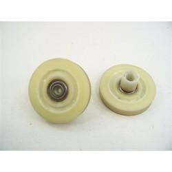 1364059004 ELECTROLUX ADC47131W n°25 Poulie ou galet pour sèche linge