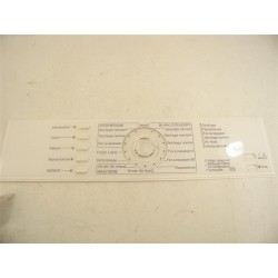 5540120 MIELE T250C n°14 bandeau pour sèche linge