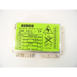 ARISTON TX100FR n°2 module de puissance pour lave linge