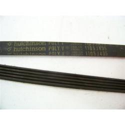 1105 J courroie HUTCHINSON pour lave linge