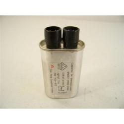 Condensateur 0.98µF. 2100V n°6 pour four a micro-ondes
