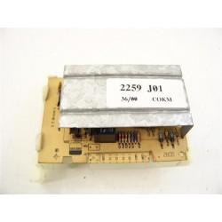 SIDEX ML9100N n°38 module de puissance pour lave linge
