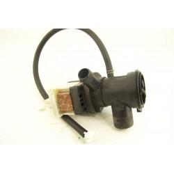 55X7668 BRANDT FAGOR n°167 pompe de vidange pour lave linge