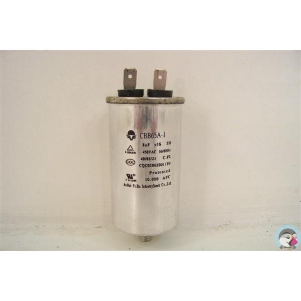 57x0632 brandt thomson n 176 48 condensateur 8 181 f s 232 che linge occasion