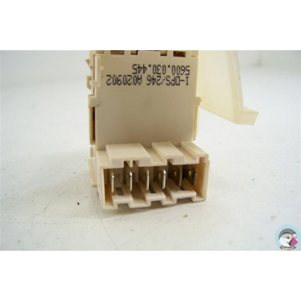 00175338 bosch se25294ff 12 n 60 interrupteur d 39 occasion. Black Bedroom Furniture Sets. Home Design Ideas