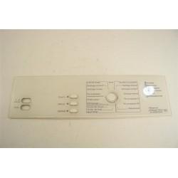 4952880 MIELE T494C T484C n°16 bandeau pour sèche linge