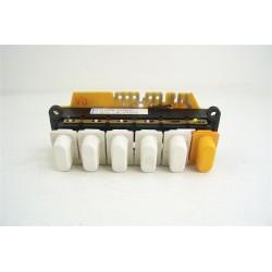 4363850 Miele n°49 clavier pour lave linge
