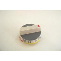 30826 MIELE W429 - W430 N°11 Bouton sélecteur de température pour lave linge