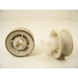 MIELE G571 N°2 Roulettes pour panier supérieur pour lave vaisselle