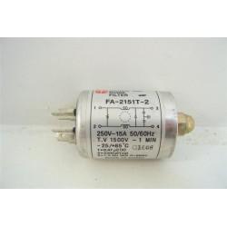 SAMSUNG Q1435V n°108 Antiparasite lave linge