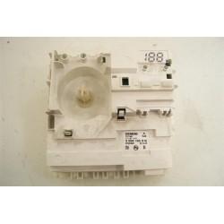 00494820 BOSCH SGS55E22EU/01 n°59 programmateur pour lave vaisselle