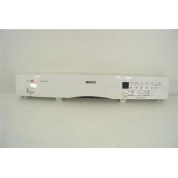 00440483 BOSCH SGS55M02FF n°16 bandeau de commande pour lave vaisselle