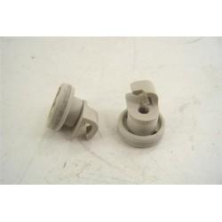 00152111 BOSCH SIEMENS n°11 Roulette de panier supérieur pour lave vaisselle
