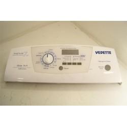 52X3852 VEDETTE VLT7127 n°91 bandeau pour lave linge