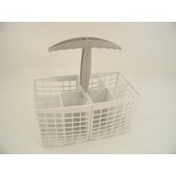 SCHOLTES 8 compartiments n°36 panier a couvert pour lave vaisselle