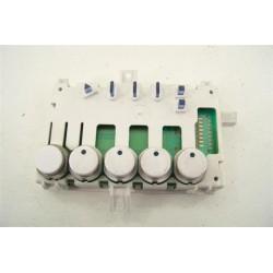 41010895 CANDY n°44 carte d'affichage module clavier de lave linge
