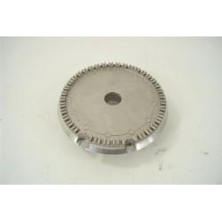 74X0107 BRANDT FAGOR n°37 couronne de brûleur pour plaque de cuisson gaz