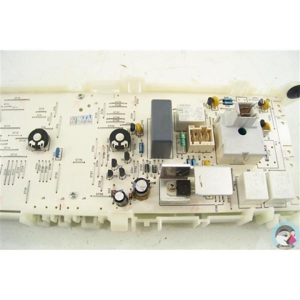 52x5599 vedette vlt1101w n 176 151 programmateur d occasion pour lave linge