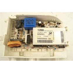 546050600 FAR L1220 n°49 module de puissance pour lave linge