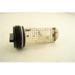 55X1493 VEDETTE BRANDT n°74 filtre de vidange pour lave linge