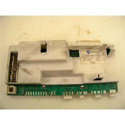 ARISTON AVL120XFR n°112 module de puissance pour lave linge