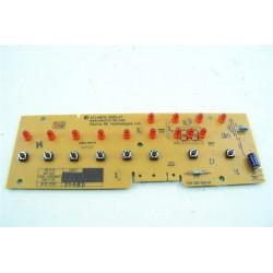 32X0438 SAUTER SVI30BF1 - SVI30WF1 n°87 Programmateur pour lave vaisselle