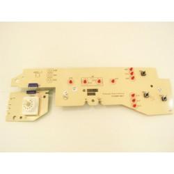 VEDETTE VLH617X n°10 programmateur pour lave vaisselle