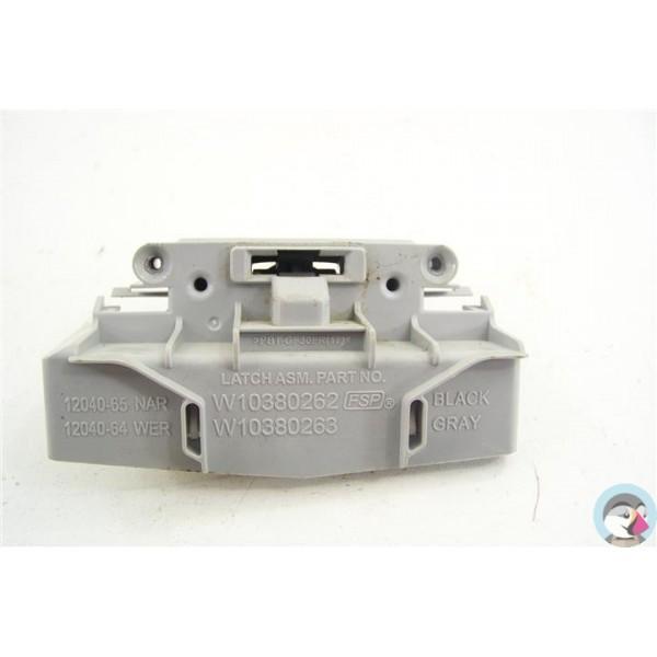 481010380263 whirlpool laden n 63 fermeture de porte d - Lave vaisselle encastrable pas cher electro depot ...