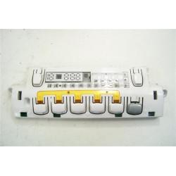 41028082 CANDY ROSIERES n°46 carte d'affichage module clavier de lave linge