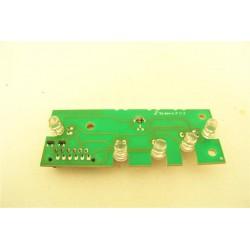 31000571 CANDY N° 47 carte d'affichage module clavier de lave linge