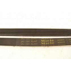5033550 5PJ 1321 Courroie MIELE lave linge