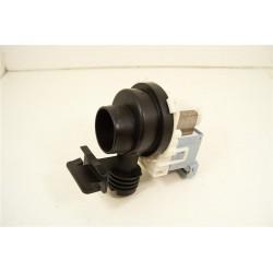 ELECTROLUX ARTHUR MARTIN ASF6160 N°66 pompe de vidange pour lave vaisselle